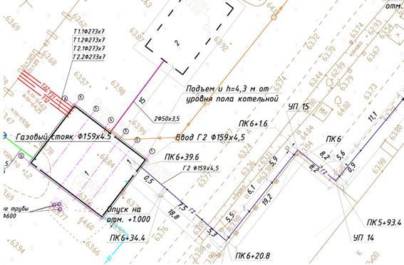 картинки проектирование газопровода